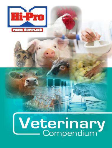 Hi-Pro Veterinary Compendium