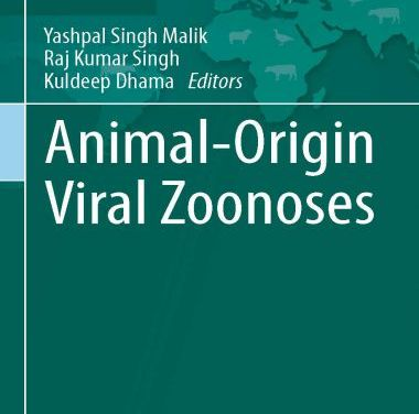 Animal-Origin Viral Zoonoses 1st Edition