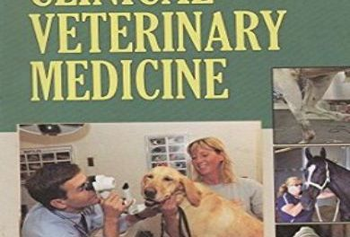 Text Book of Clinical Veterinary Medicine
