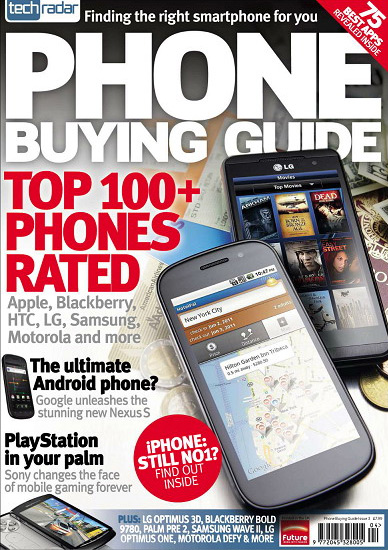 The TechRadar Mobile Phone Buying Guide  PDF Magazines