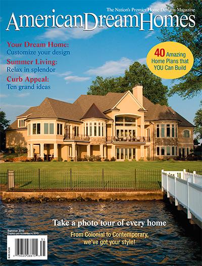American Dream Homes  Summer 2013  PDF Magazines Archive