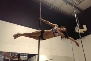 Superman Drop - Instructor - Pole Dance & Fitness Rogue Valley