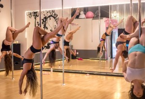 Intermediate Pole Routine - Pole Dance & Fitness Rogue Valley