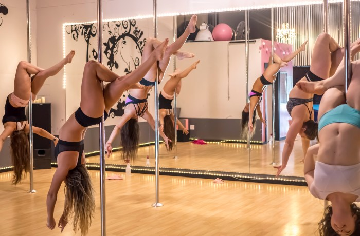 Intermediate Pole Routine - Pole Dance & Fitness Rogue Valley