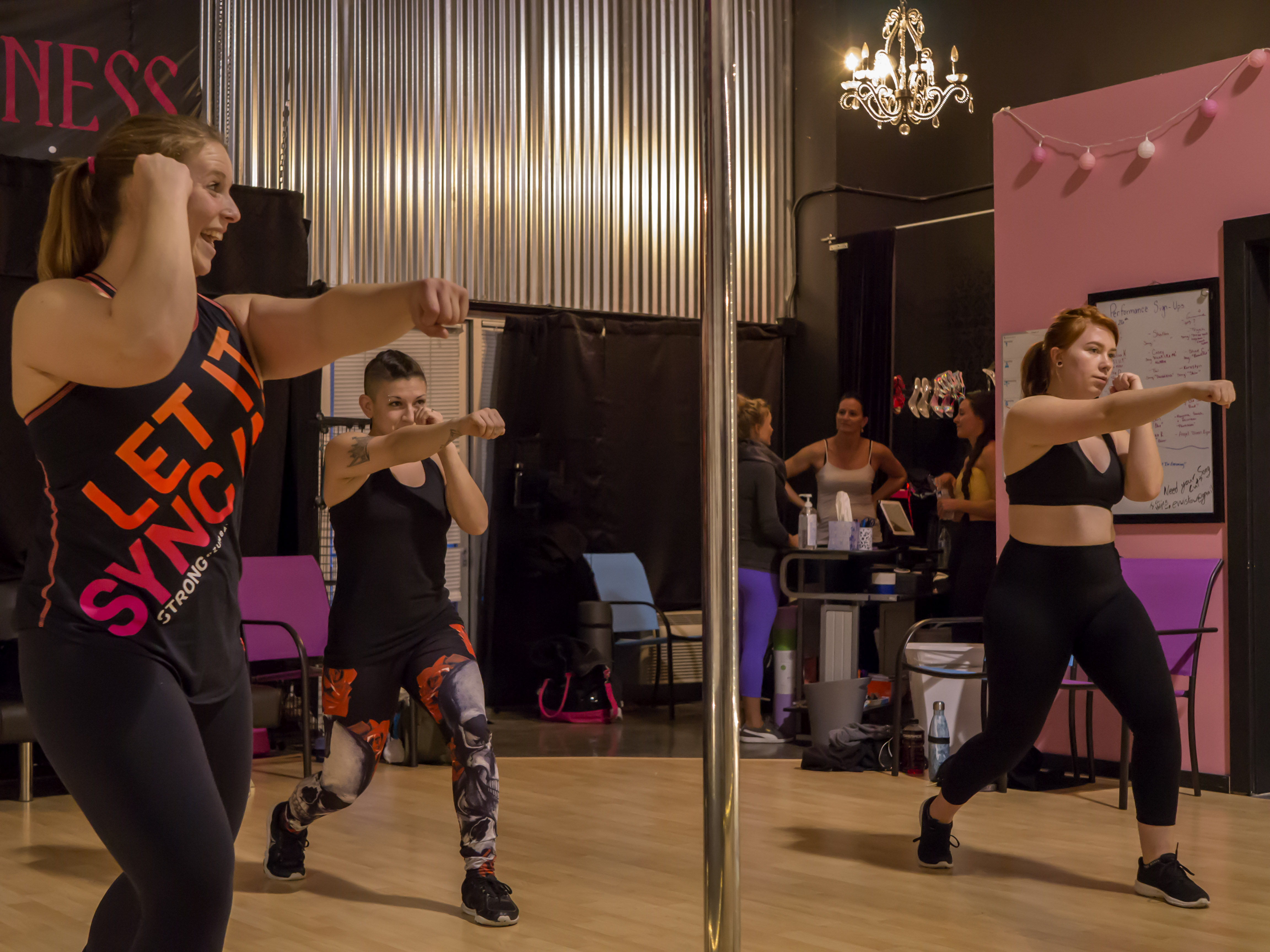 Strong By Zumba - Pole Dance & Fitness Rogue Valley