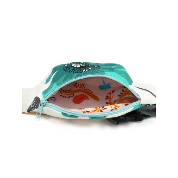 Hip Bag Sewing Pattern Fanny Pack Tutorial Festival