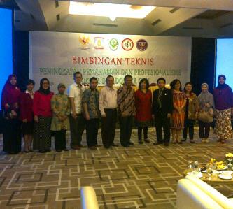 Kegiatan Bimtek PDGI Balikpapan 2015