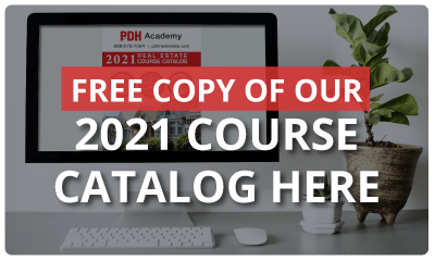 Get your FREE copy of our 2021 Course Catalog Here