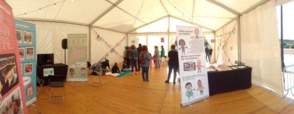21O – El CNIAC participa a la Festa dels Súpers