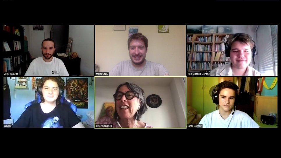 17J – Reunió amb el Consell Nacional de la Joventut de Catalunya (CNJC)