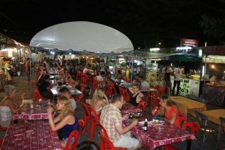 Food market court