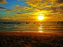 Ko Tao sunset (HDR photography)
