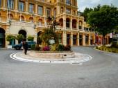 Palais des Congres de Grasse, at the center of the town