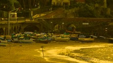 Levanto fishing boats, Cinque Terre
