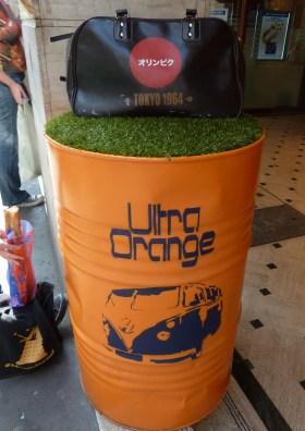Ultra Orange shopfront