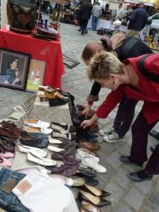 Vintage Shoes -Rue Caulaincourt