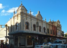 King street, Newtown