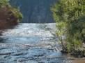 Waterfall drops here