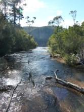 Creek to falls