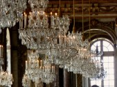 Hall of Mirrors-Versailles, France