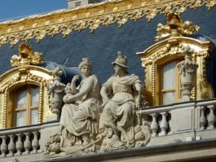 Balcony-Versailles, France