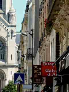 Paris - Belleville