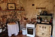 Coach house - vintage kitchen