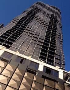 Melbourne: archi wobble tower