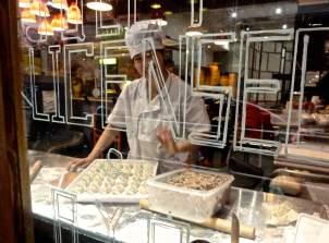 Melbourne: dumplings
