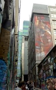 Melbourne: Flinders Lane