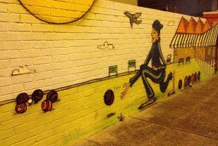Walls- street art, Marrickville- Sydney