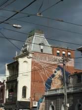 Melbourne- Brunswick street, Fitzroy