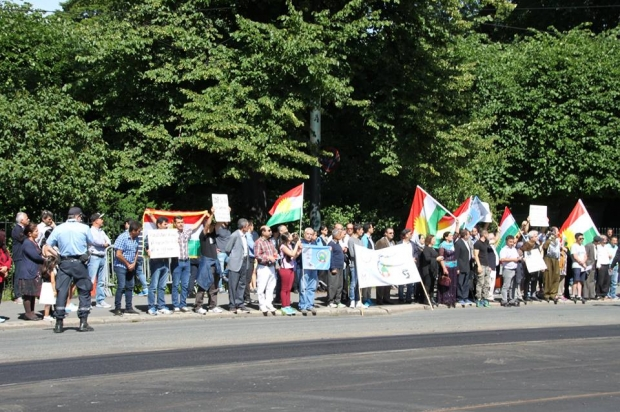 From London to Washington, Kurds Condemned Iranian State Terrorism