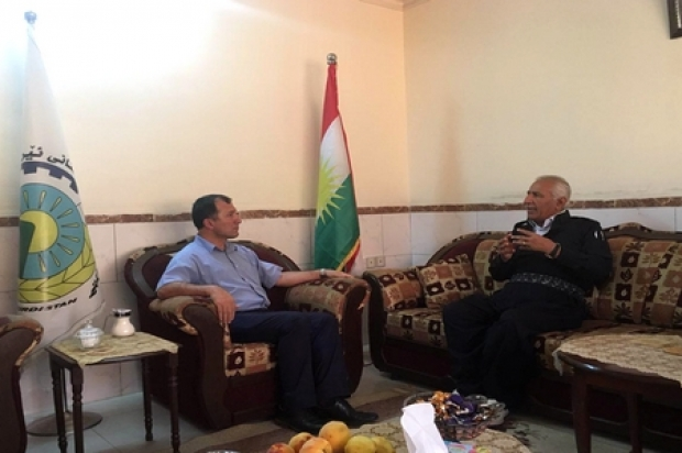 PDKI Met PUK and KCK To Discuss Regional Challenges
