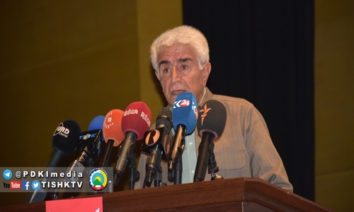 """Commemoration for Victims of Iran's """"Holy War"""" Against Kurdistan"""
