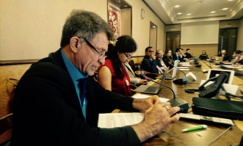 PDKI Representative Highlighted Iran's Human Rights Violations in Geneva