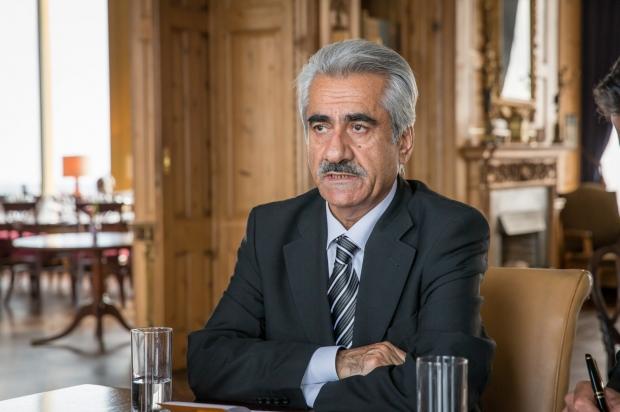 Mustafa Hijri's Congratulation Letter to President Donald J. Trump