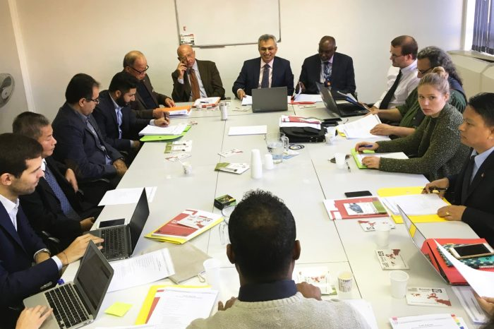 A PDKI Delegation Attended the XXV Session of the UNPO Presidency