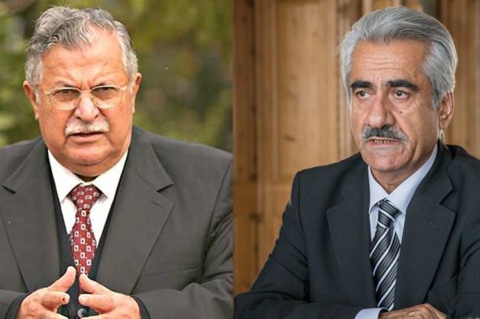 PDKI Leader Hijri Sends Condolences to Talabani's Family