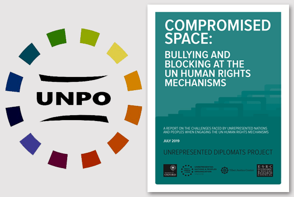 Compromised space for unrepresented peoples at the United Nations