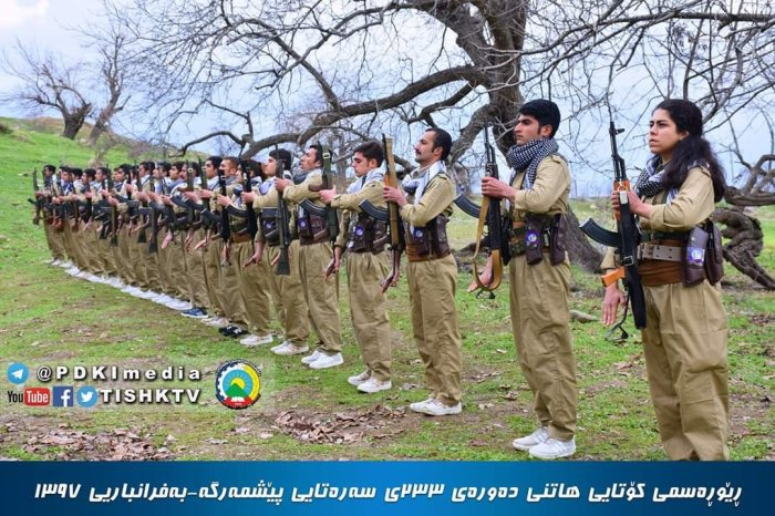 Today marks the Peshmerga Forces Day