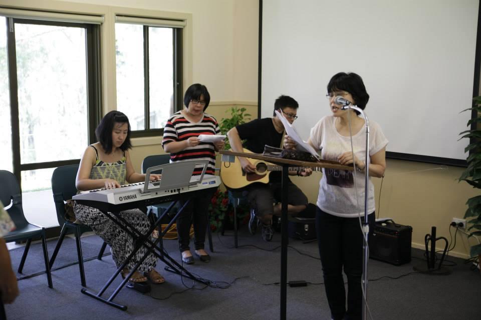 Tim musik PDKK Epiphany