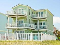 PDL Beach Properties The View Pine Knoll Shores Beach Property Rental