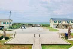 Ocean View from 308 Ocean Emerald Isle NC