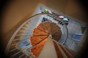 sea worthy spiral stairs