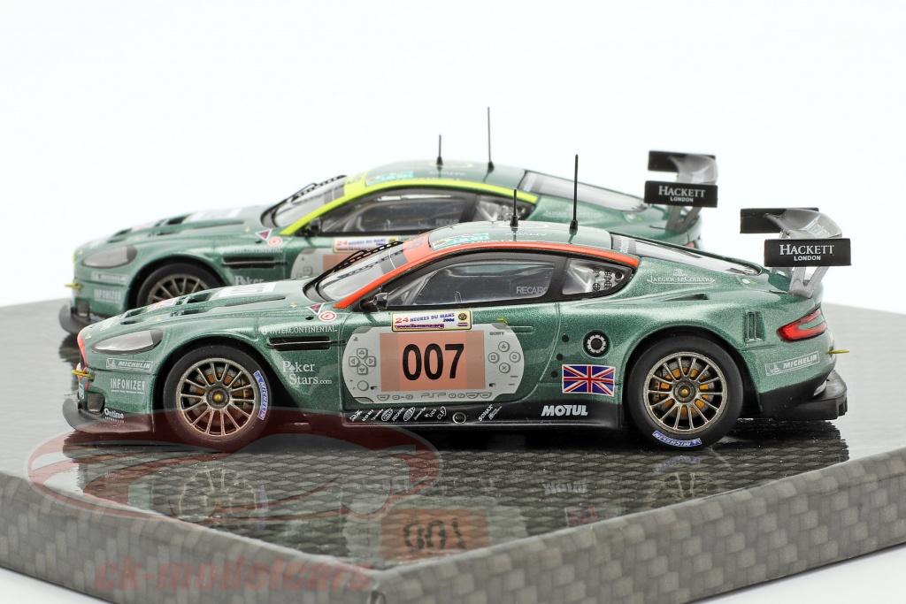 Set Aston Martin DBR9 24 Heures du Mans 2006