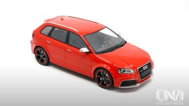 Photo of 1/18 : L'Audi RS 3 8P de DNA déjà présentée