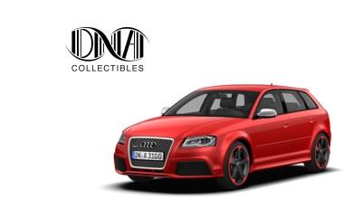 Photo of 1/18 : DNA vous laisse le choix de la couleur pour sa future Audi RS 3