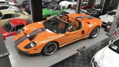 Photo of La dernière Ford GTX1 produite est à vendre