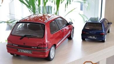 Photo of 1/12 : La Renault Clio 16S proposée par OttOmobile